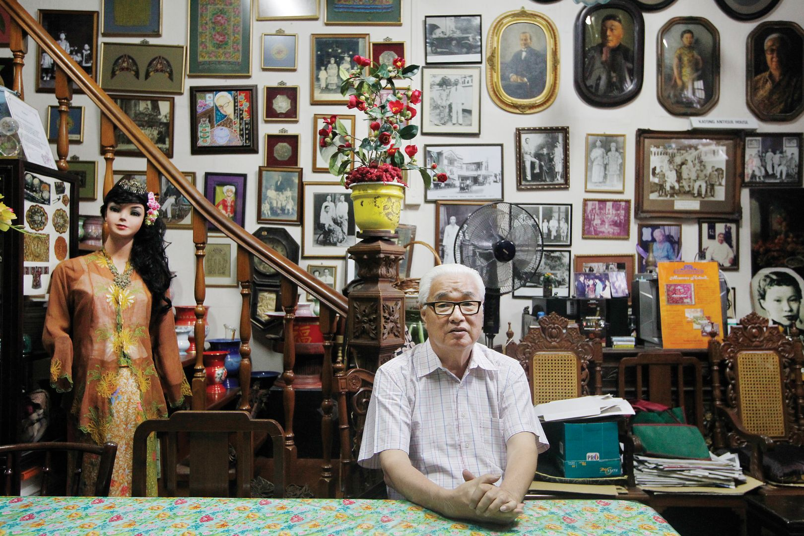 Shops, museums in Katong seek to preserve Peranakan culture